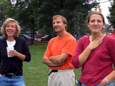 Ann Marie, Keith, Elizabeth