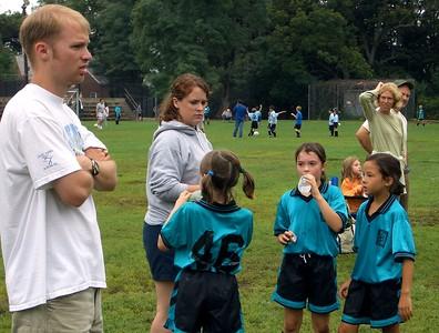 Coach Summer with Isabel, Danielle, Kristen