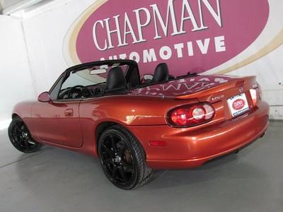 2005 Mazdaspeed Miata