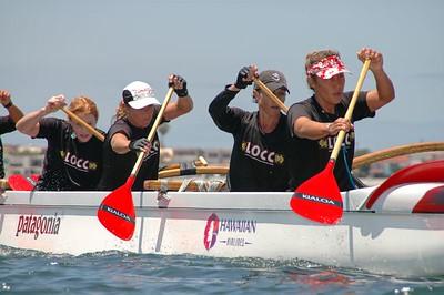Ironman Champs Women/Coed 2005 Race