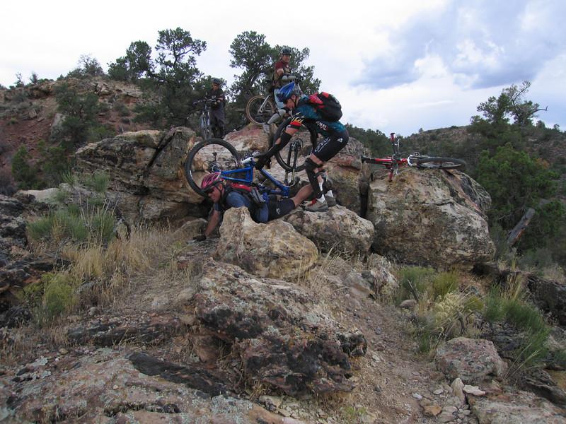 20051022219-OTB Utah-Grafton Mesa-(Steve-IMG_7374)