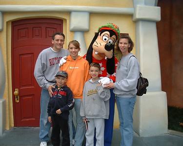 Nov - Disneyland