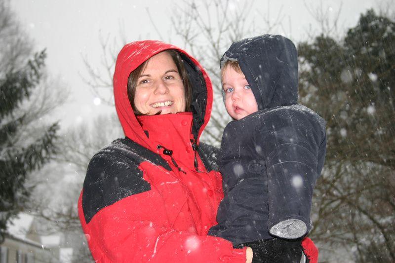 Snowstorm - January 22, 2005