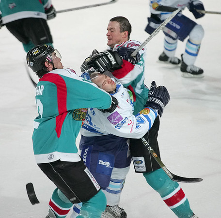 Blaze v Belfast Giants - 29/01/2006