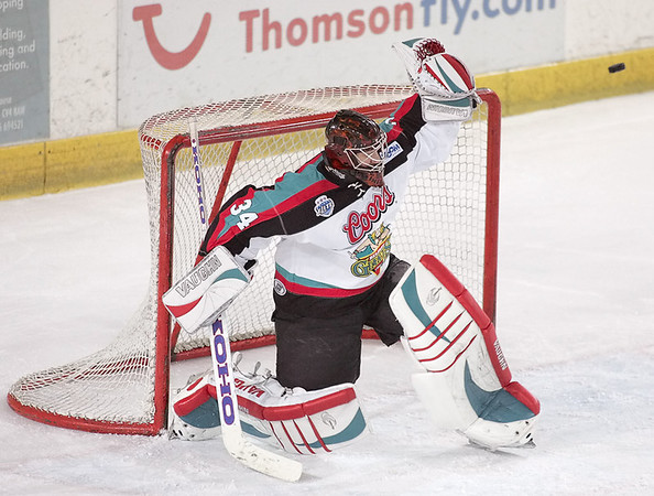 Blaze v Belfast Giants - 19/03/2006
