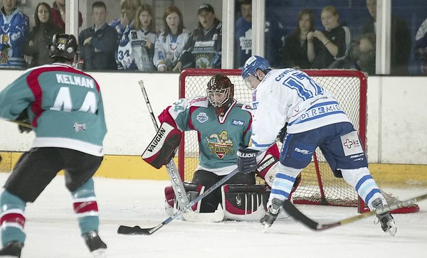Blaze v Belfast Giants - 06/11/2005