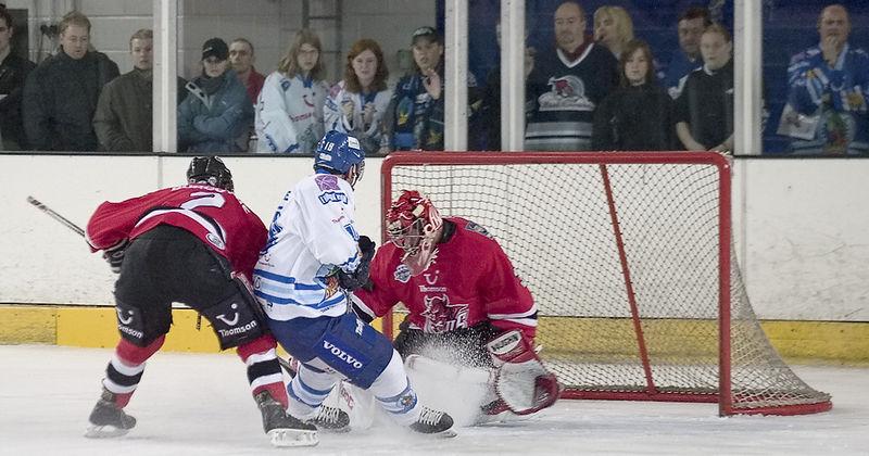 Blaze v Cardiff Devils - 13/11/2005