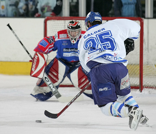 Blaze v Edinburgh Capitals - 16/02/2006