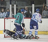 Blaze v Hull Stingrays - 27/12/2005 :