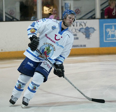 Blaze v Newcastle Vipers 04/09/2005