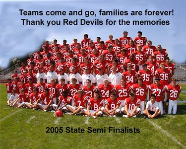 Maine South - IHSA 2005 Semi-Final