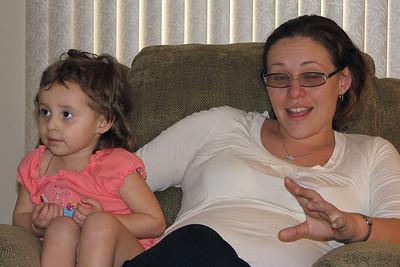 2007-03-30 | Visit - Yazmine, Nicole & John
