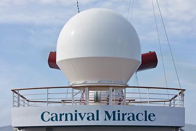 2008-09-06   Carole 50th Birthday - Carnival Miracle