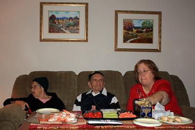 Ruth, Lou & Carole