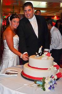Katie & Evan Cake Cutting