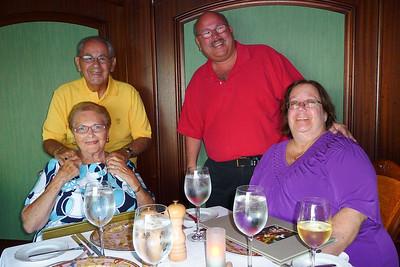 Helen, Norman, Carole & Phil