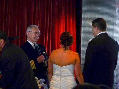 Captain - Ceremony