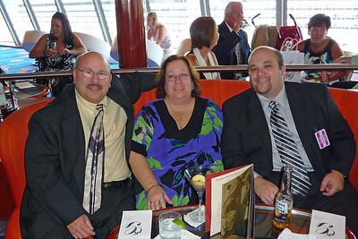 Carole, Phil & Matt
