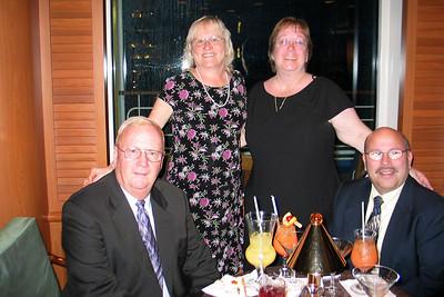 Donna, Carole, Rick & Phil