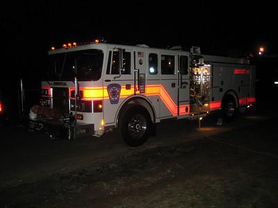 11-23 Demarest Northern Valley High School Bon Fire