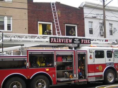 11-28 Fairview Walker St Structure Fire