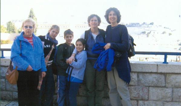 12 Landy Israel Trip