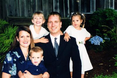 2001-2005 My Family