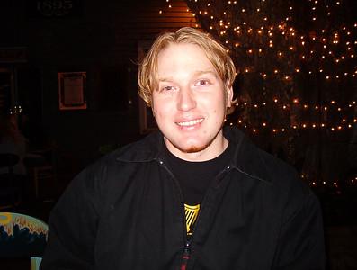 An overly cheery Bryan