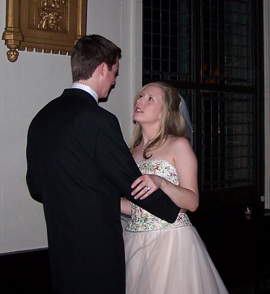 Cynthia & Rob 4-16-2005