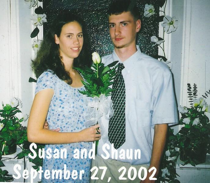 Shaun  Susan