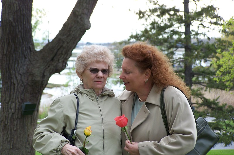 Mother's Day - Stony Brook, NY 2005
