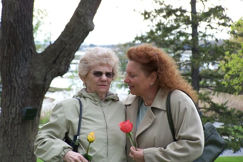 Mother's Day - Stony Brook, NY 2005