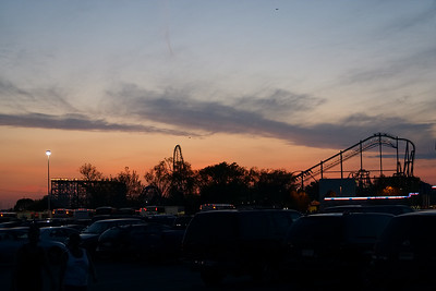 We'll be back, Cedar Point. You'd better be ready.
