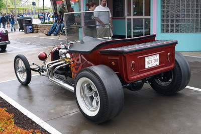 I should build one of these. It's basically just an engine bolted to a set of wheels