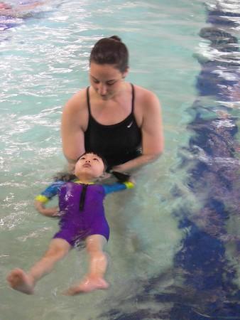 2005-06-30 Erica in Swim Class