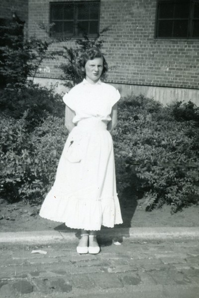 Ginger Kunder 1951 Sweet 16th