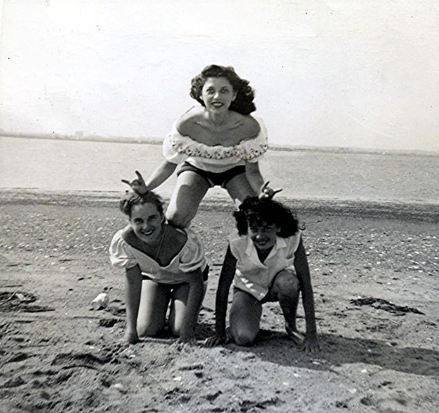 Canarsie Shore on Jamicia Bay - Rose, Pat & Nancy
