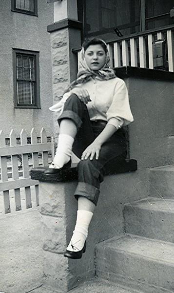 Rose O'Grady 1954