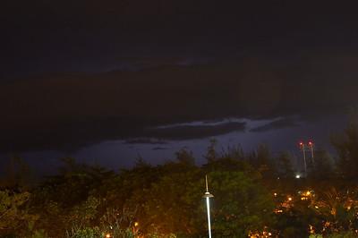 Damn you clouds, you're blocking my lightning!
