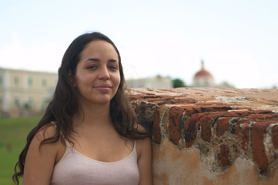 Lunch at El Morro with Mairym