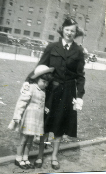 1951 Ginger & Marian
