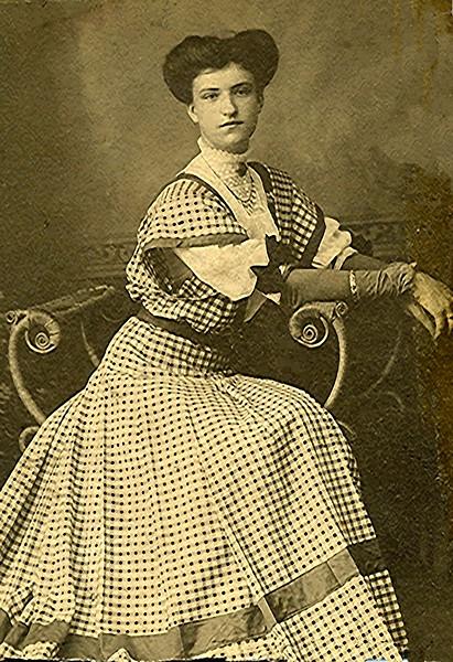 Ruth Dotson-Tobin 1905