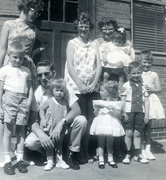 1963 @ Laura's 1st Birthday Party