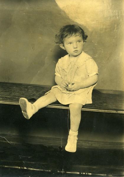 Ruth Virginia Carr - 1938