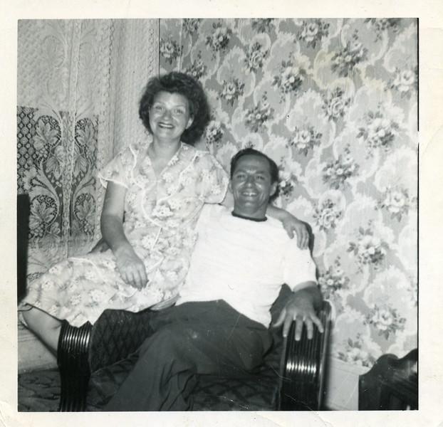 1953 Tony & Ruth Albano