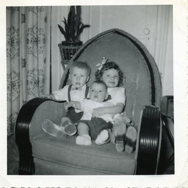 1959 Patti, Bobby & Kenneth
