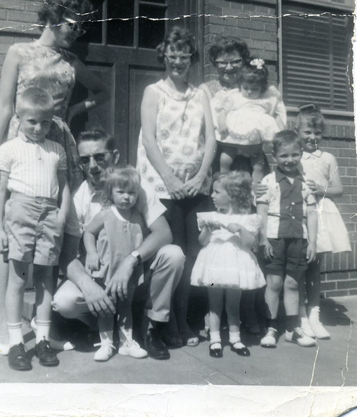1963 laura's 1st birthday