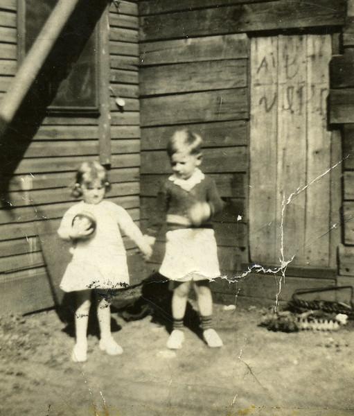 1939 Bobby & Ginger