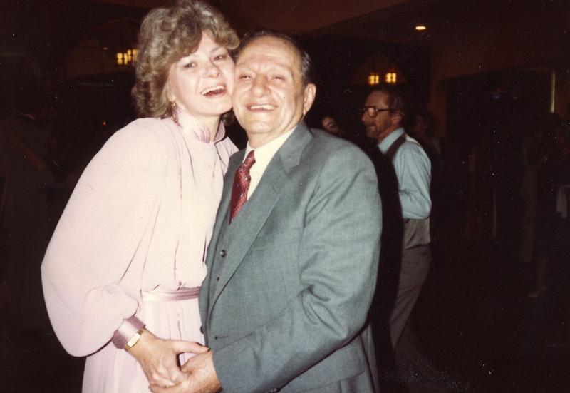 Evie Carr & Tony Albano