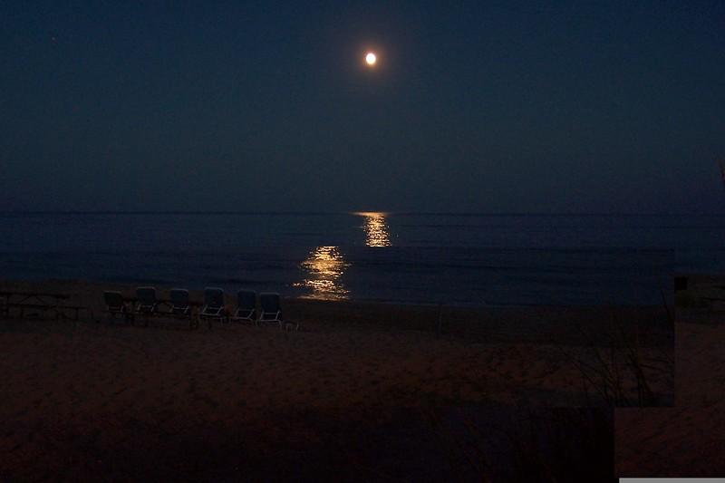 full moon montauk 2005